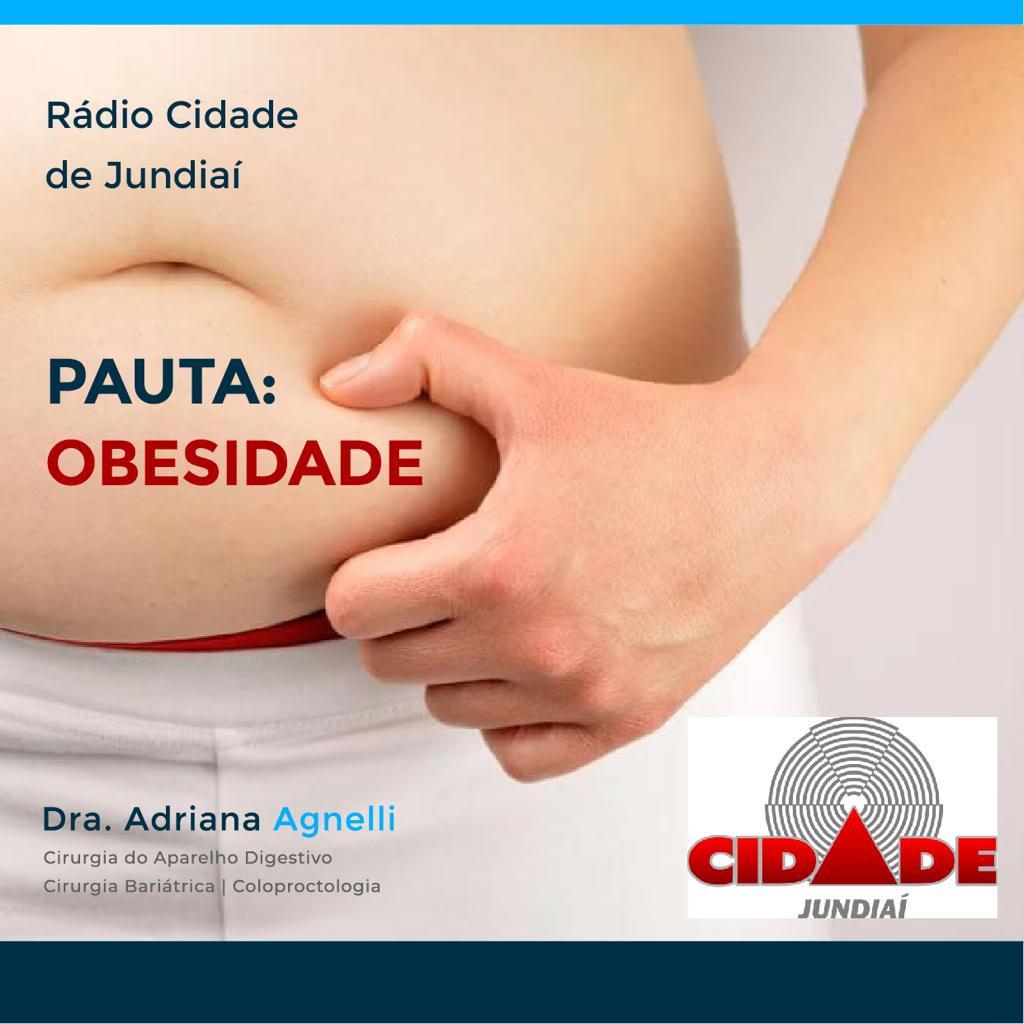 Entrevista para Rádio Cidade Jundiaí